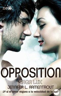 Opposition. Saga Lux 5. - Jennifer L. Armentrout