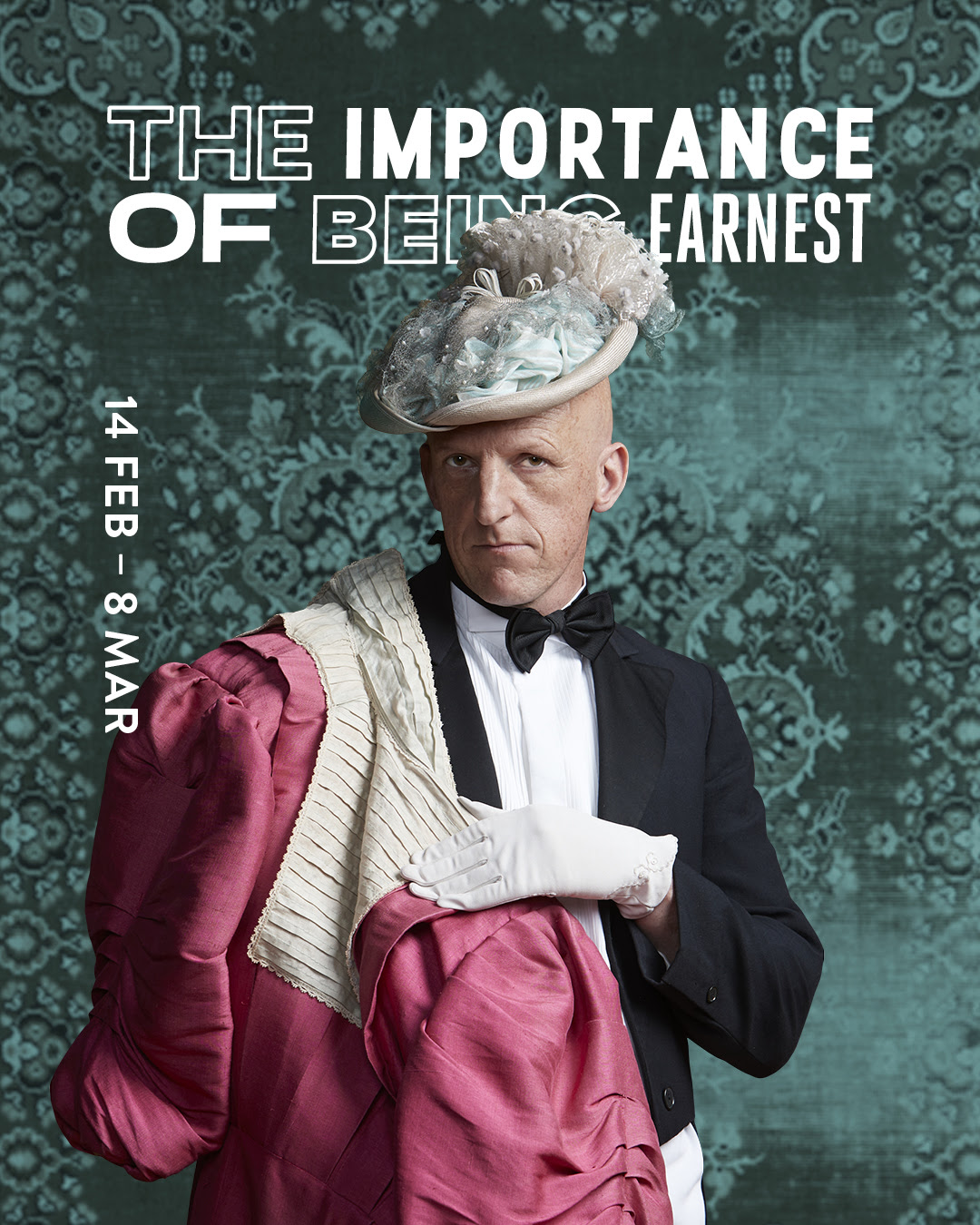 THE IMPORTANCE OF BEING EARNEST - A comedy of lies