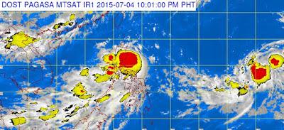 Typhoon Egay Update, Bagyong Egay