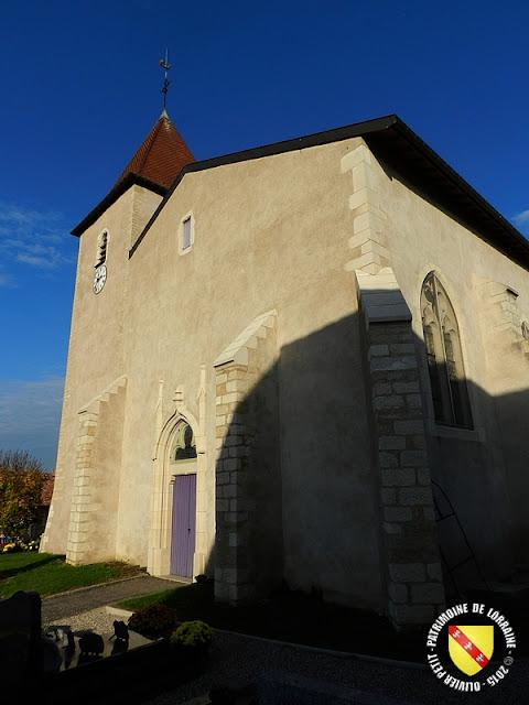 FRANCHEVILLE (54) - Eglise Saint-Etienne