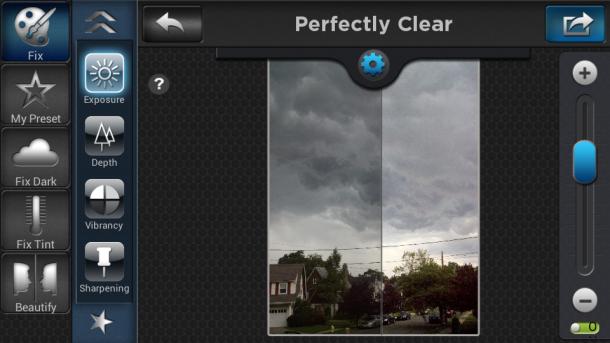 تطبيق اندرويد لتحسين الصور 2015