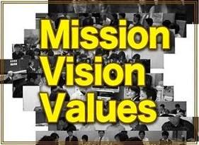 MVVの3文字で、個人と組織にブレない軸とブランドをつくる!