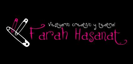 Farah Hasanat Vestuario Creativo y Tetral