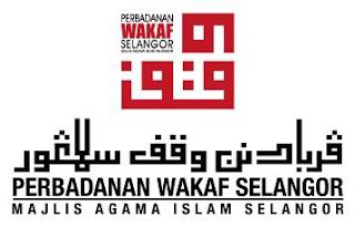 Jawatan Kosong Terkini 2015 di Perbadanan Wakaf Selangor http://mehkerja.blogspot.com/