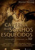 """Poster do filme """"Caverna dos Sonhos Esquecidos"""""""