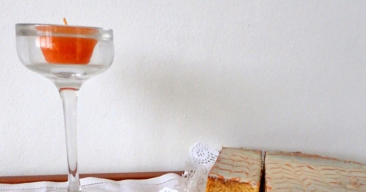 Baño Blanco Para Bizcocho:Dulce y Salado-Menorca: Bizcocho de chocolate blanco