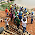 Em Coari, Governador José Melo anuncia inauguração da Ponte do Pêra para final de Junho.
