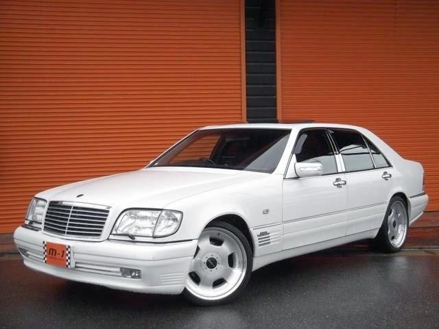 Mercedes benz w140 s500l lorinser style benztuning for Mercedes benz w140