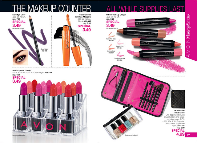 Avon Eye Products on Sale - Campaign 25 2015