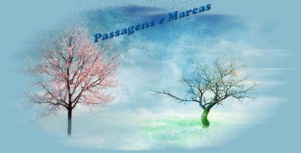 Passagens e Marcas