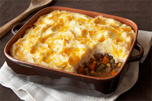 The Nummy Little Blog: Easy Shepherds Pie