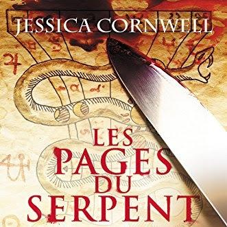 Les pages du serpent Jessica Cornwell
