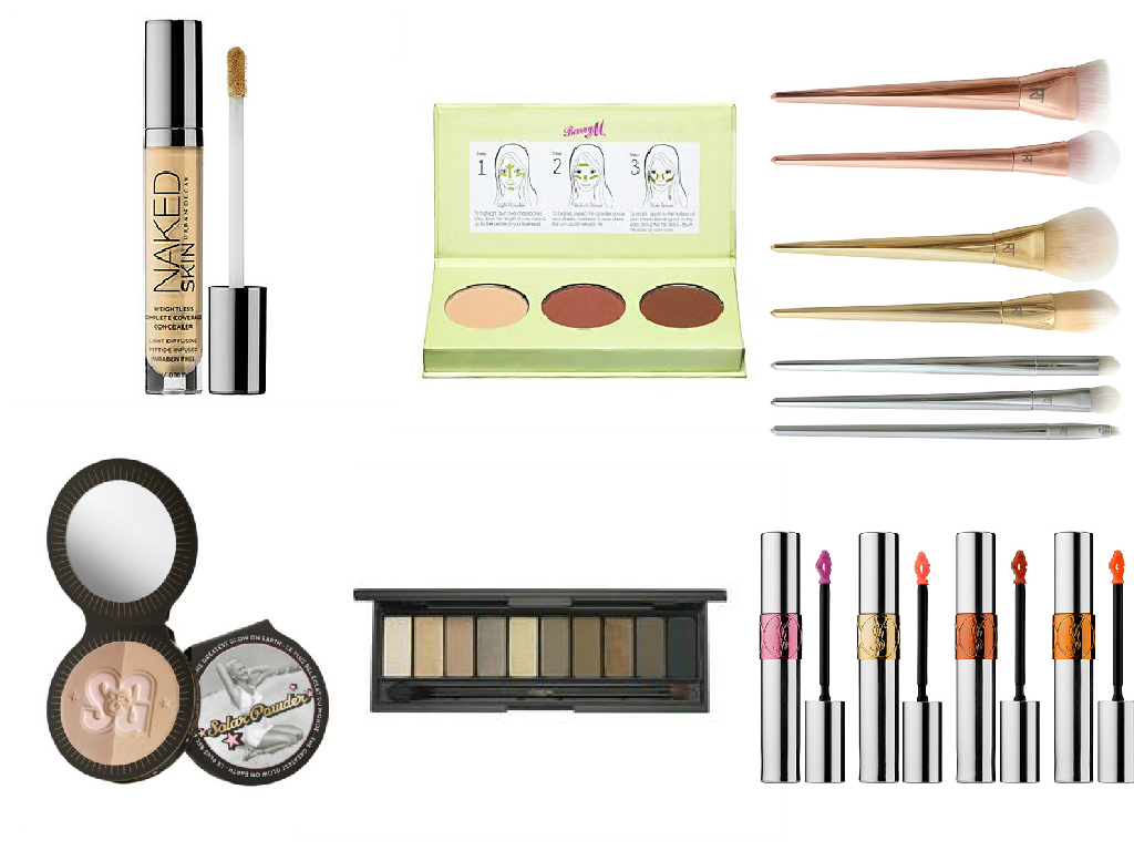 March Make Up Wishlist.