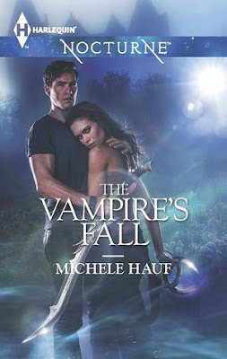 The Vampire's Fall paranormal romance by Michele Hauf