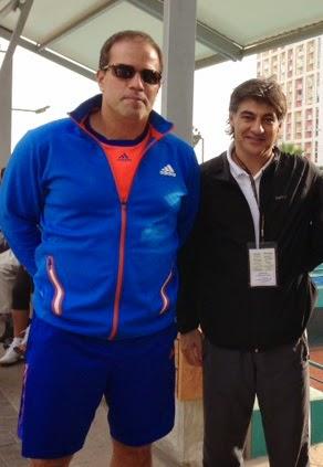 ITF SENIORS G1 TERRAZAS DE MIRAFLORES - PERU - NOVEDADES