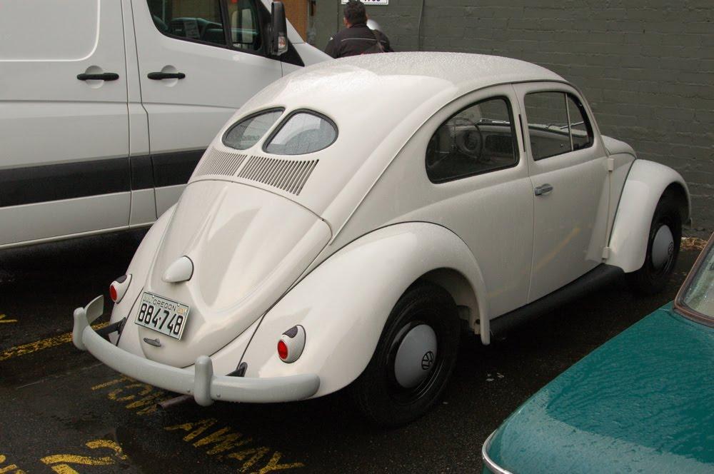 Vw beetle split window car interior design for 1951 volkswagen split window