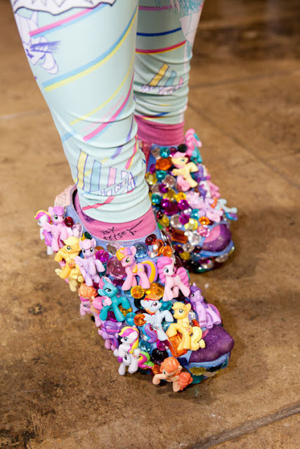 Kawaii My Little Pony Deco Den Shoes