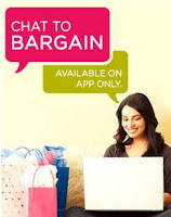 Paytm : Bargain store only on Apps