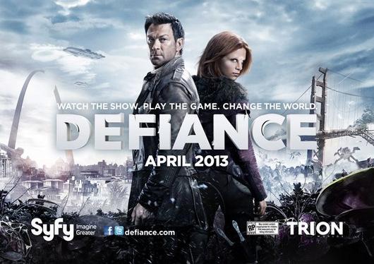 Binh Đoàn Kháng Chiến - 2013 - Defiance - Phim viễn Tưởng Mỹ hay 2013