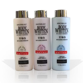 ANION BLUE Body Whitening Lotion