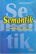 toko buku rahma: buku SEMANTIK TEORI DAN ANALISIS, pengarang dewa putu wijana, penerbit yuma pustaka