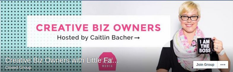 Creative Biz Owners with Little Farm Media
