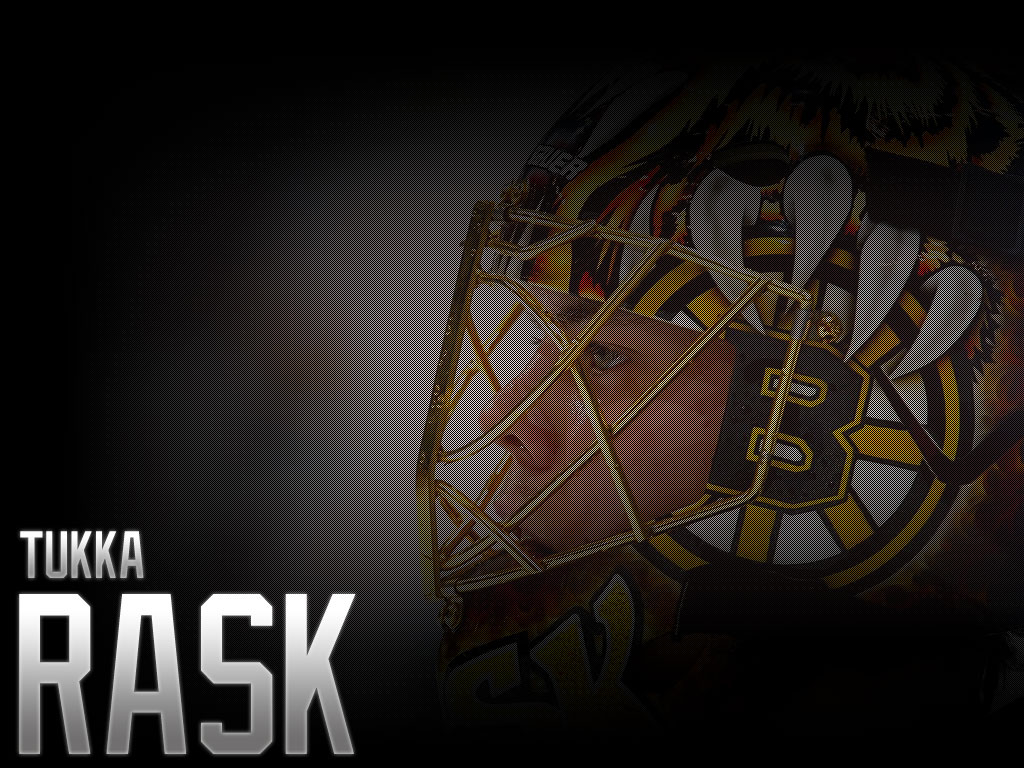 Tuukka Rask Boston Bruins Wallpaper Sportwallpapers