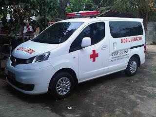 Pusat Karoseri dan Penjualan Mobil Ambulance Jenazah