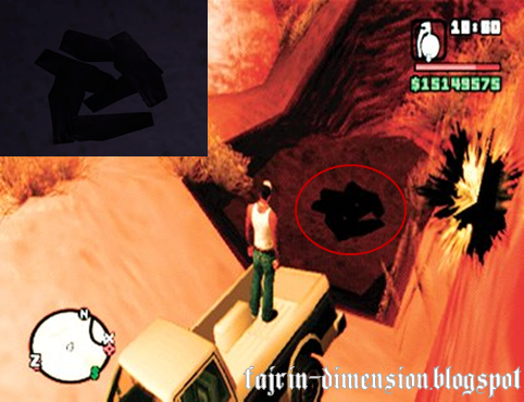 baca Misteri-Misteri Tersembunyi Dalam Game GTA San Andreas