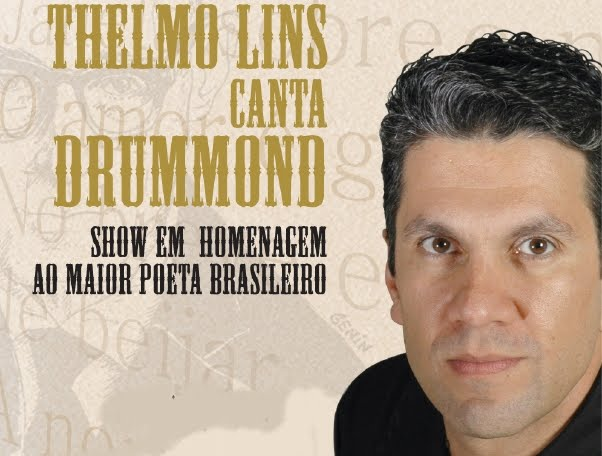 Thelmo Lins Canta Drummond