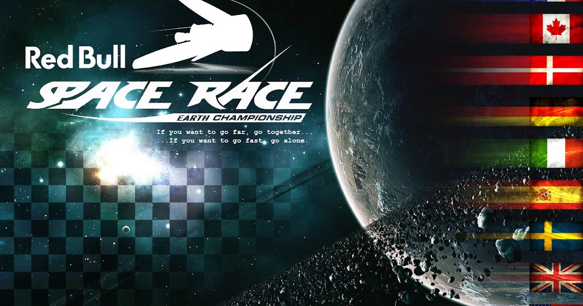 Asphaaalt Redbull Space Race Challenge