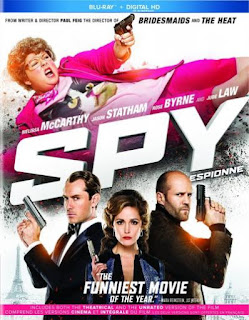 Spy (2015) EXTENDED BluRay + Subtitle