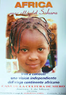 """PROYECCIÓN FOTOGRÁFICA """"AFRICA MAS ALLA DEL SAHARA"""""""
