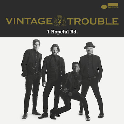 """Run Like The River"" Vintage Trouble."