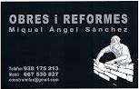 obres i reformes