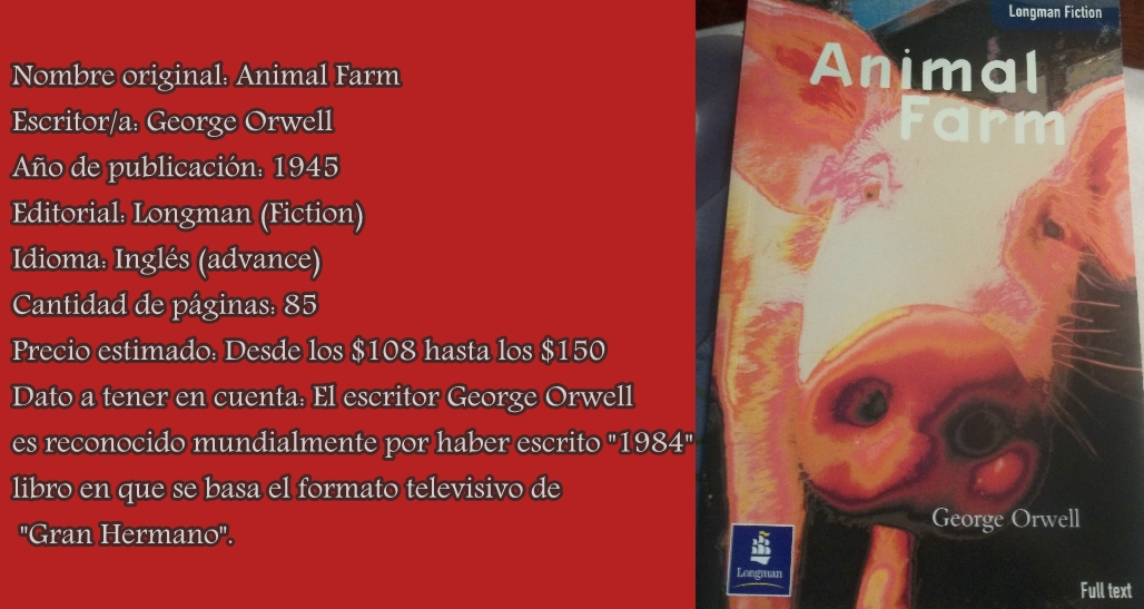 who was lenin in animal farm