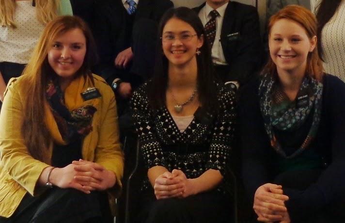 Sister Spangler (SLC, UT) & Sister Tucker (Snowflake, Az)