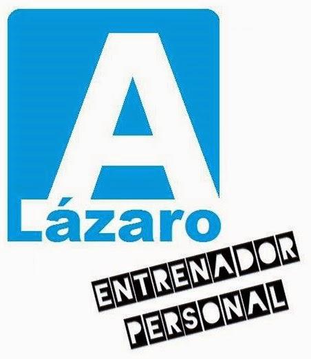 Alberto Lázaro, entrenador personal