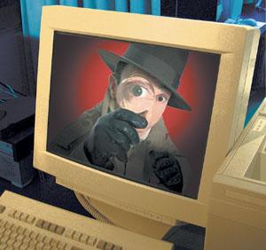 إكتشاف طريقة سهلة للتجسس على اجهزة الكمبيوتر