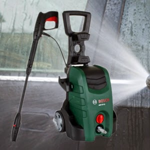 Bosch - AQT 37-13+ - Home and Car Washer (2.3HP) | 2.3HP Bosch AQT 37-13+ Car Washer Online - Pumpkart.com