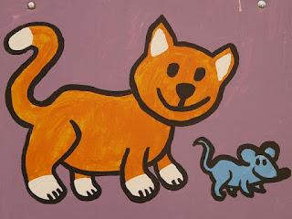 Fábula el Gato y las Ratas, fábulas de animales con moraleja