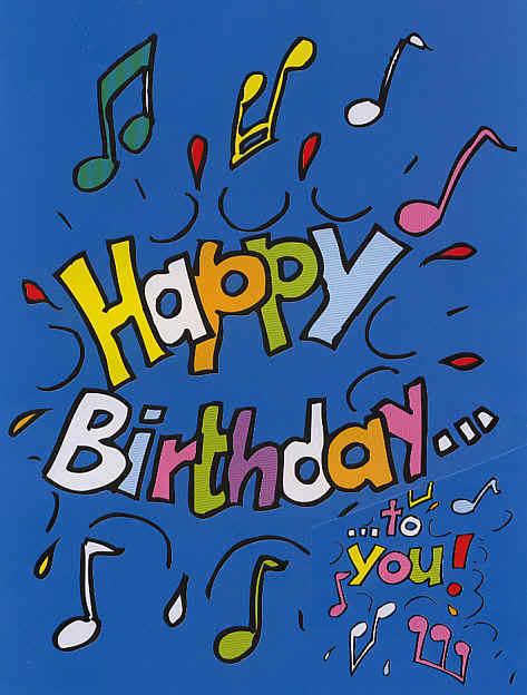 musik happy birthday: