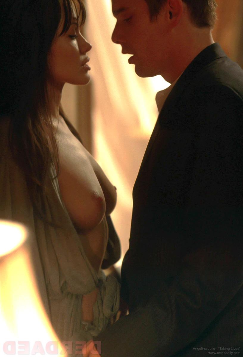 Desnudos que nos marcaron: Angelina Jolie - CINEMANA
