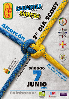 ¡¡ II DIA SCOUT ALCORCON !!
