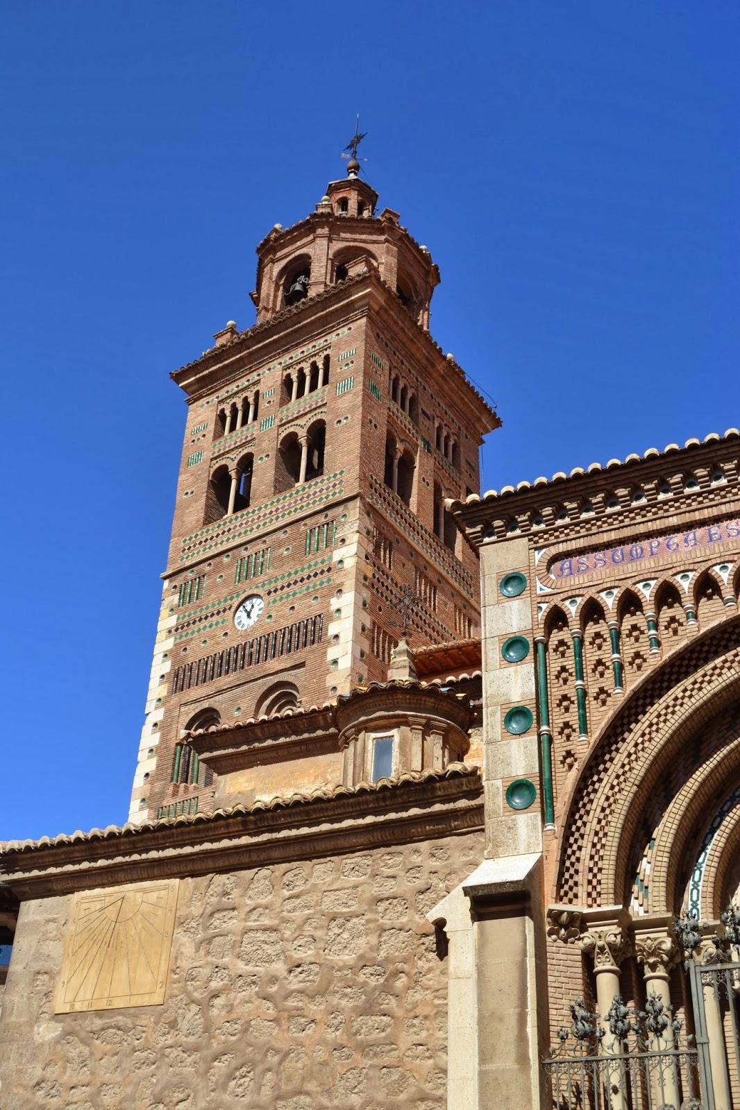 catedral de Santa María de Mediavilla, Teruel. Guía de viaje de Teruel y Rubielos de Mora. Tu Maleta.