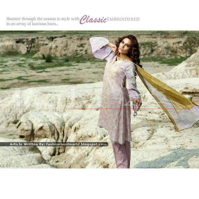 Lala Classic Embroidered VOL 02