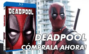 Deadpool en BluRay