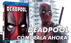Deadpool en BluRay