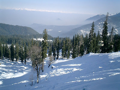 Gulmarg-Jammu-and-Kashmir, adventure-trekking-trip