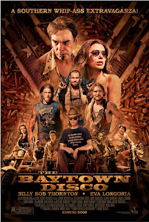 The Baytown Disco-afiches cine